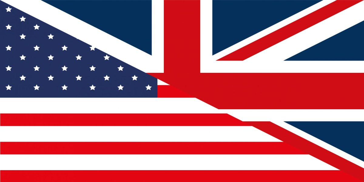 British vs American English: vocabulary, tense and preference