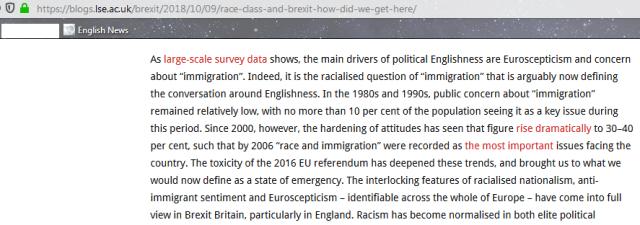 Brexit Demographics Article Race