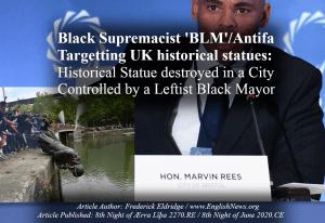 Black-Mayor-Bristol-Marvin-Rees-Reasons To Vote Against
