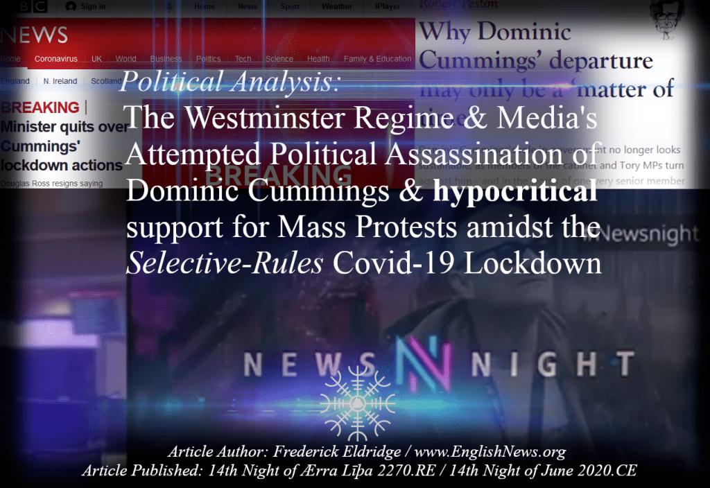 Dominic-Cummings-Political-Assasination-Westminster-Regime