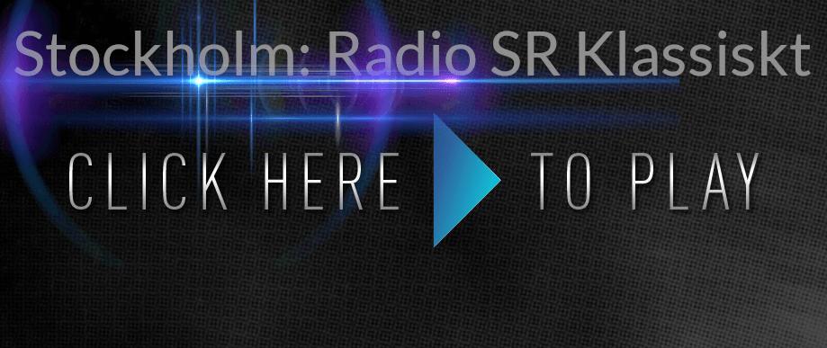 Stockholm Sveriges Radio SR Klassiskt