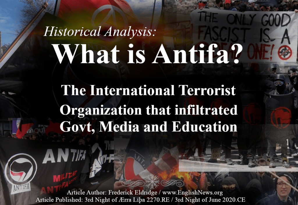 What is Antifa