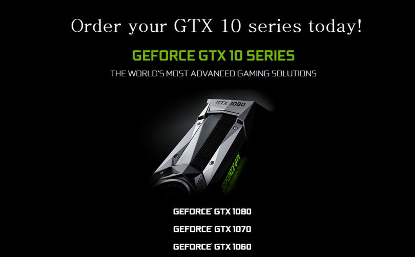 GeForce GTX 10 Series I GeForce -