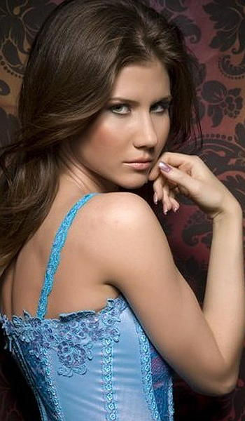 Anna Chapman - Pretty Russian Spy 1