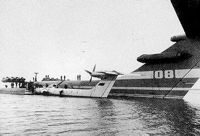 Russian ekranoplane atau ekranoplan 4