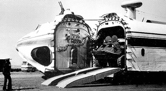 Russian ekranoplane atau ekranoplan 8