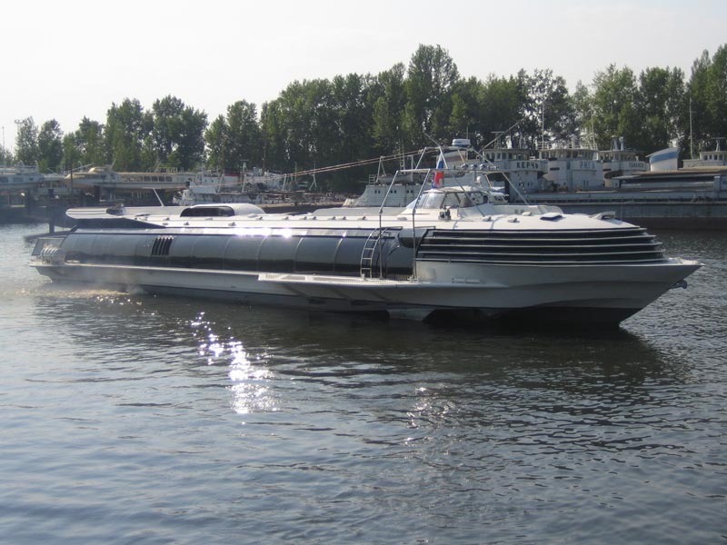 Russian luxury boat 2