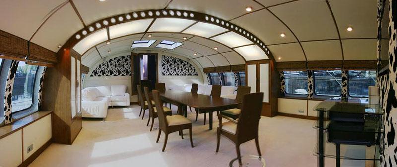 Russian luxury boat 6