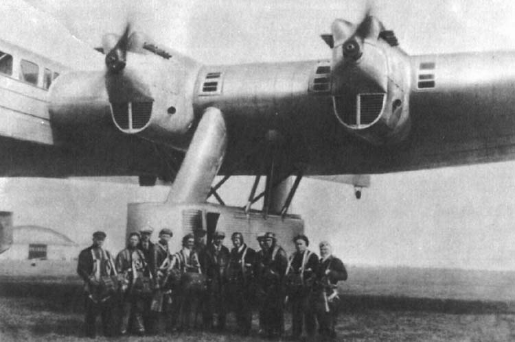 Russian flying fortress 15