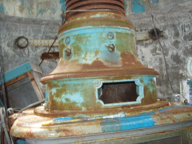 Russian Abandoned Nuclear Polar Lighthouse 17