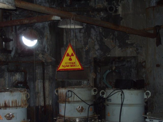 Russian Abandoned Nuclear Polar Lighthouse 7