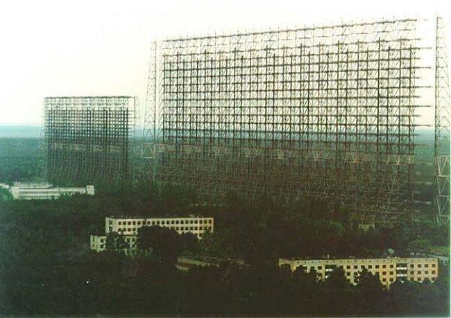 rls duga near Chernobyl 1