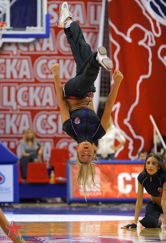 Russian cheerleaders 25