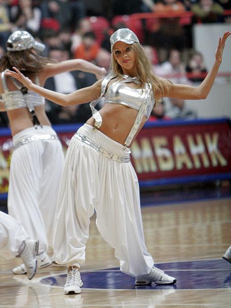 Russian cheerleaders 39