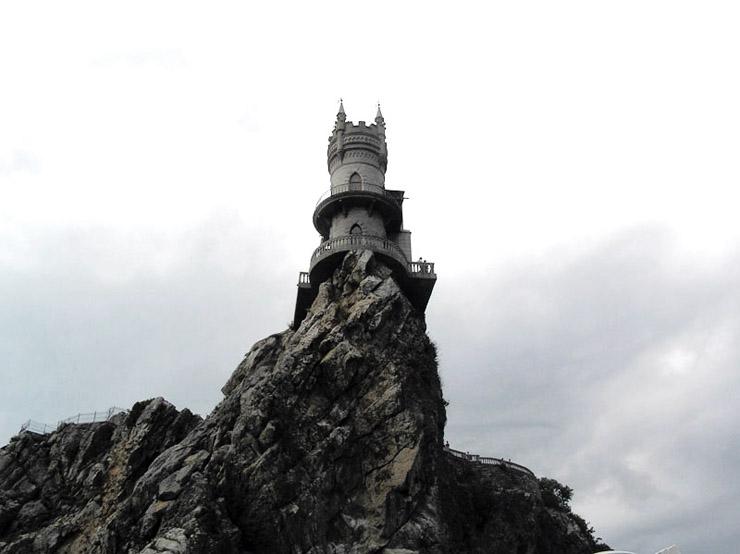 7 Swallows Nest, the Sea Castle in Crimea
