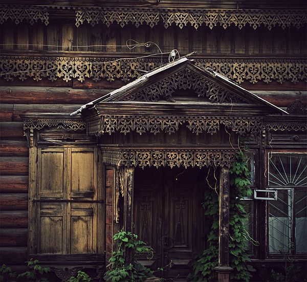 Russian wooden architecture 3