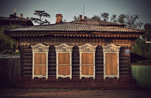 Russian wooden architecture 5