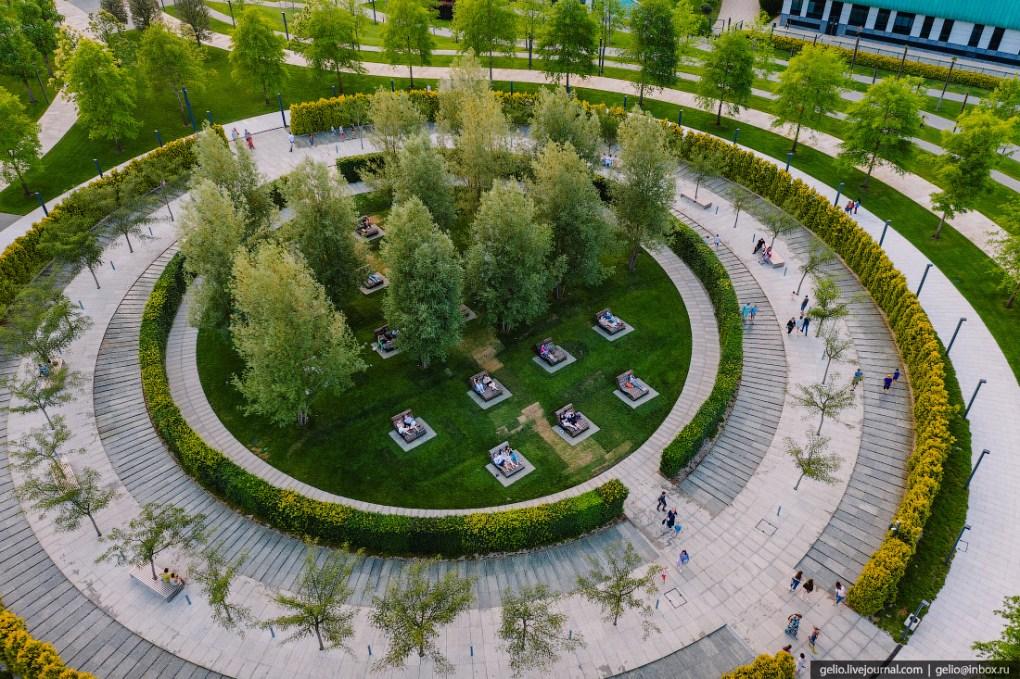 парк галицкого, парк краснодар