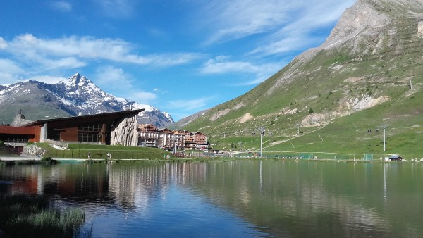 english speaking french real estate agent tignes