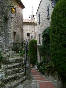 French Mountain Village Photo