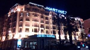 Hotel Martinez Cannes Film Festival