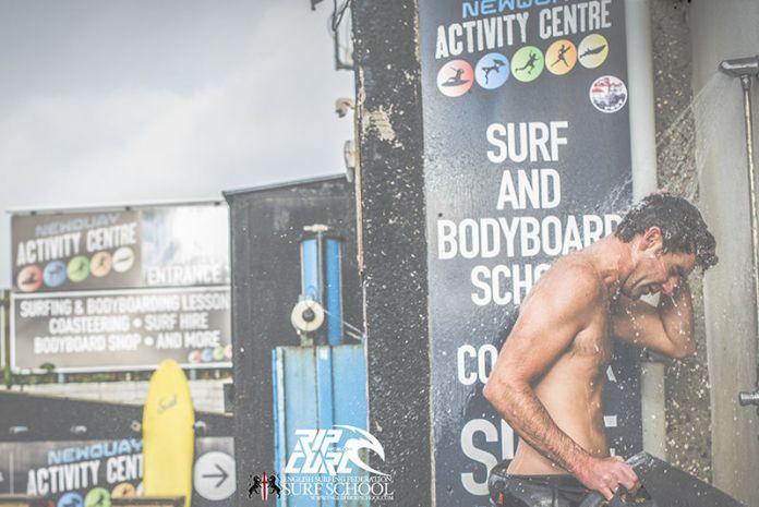 5 Secrets of Winter Surfing