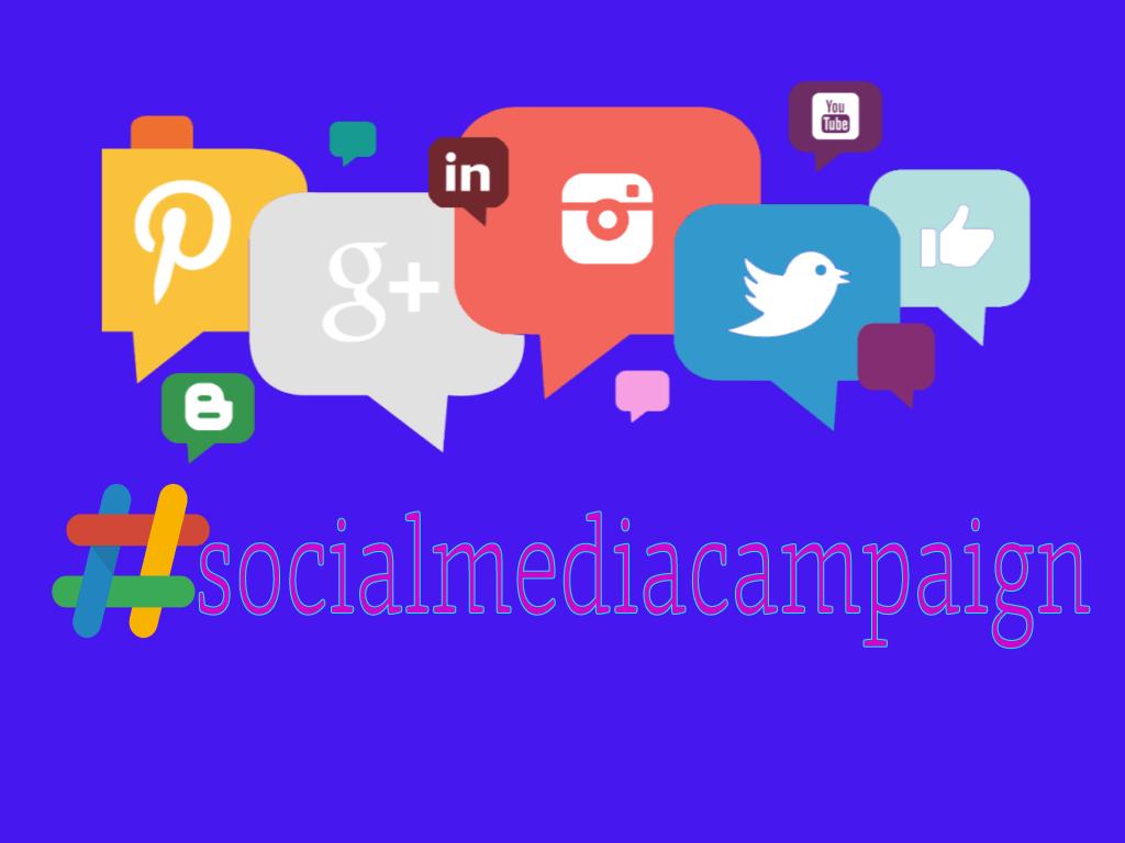 social media campaign project