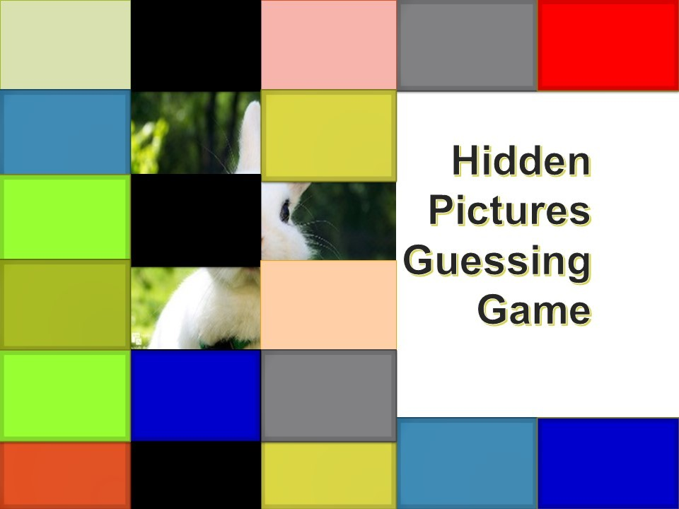hidden picture esl game