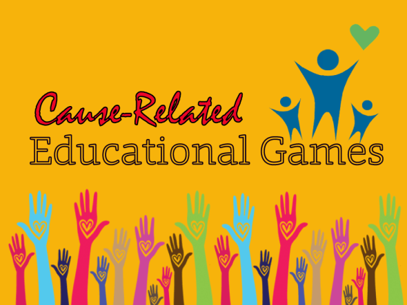 educational games for a cause