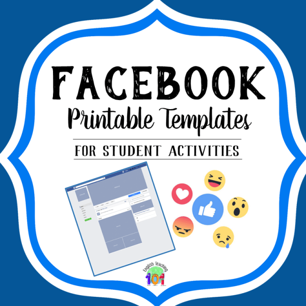Facebook Templates for Student Activities