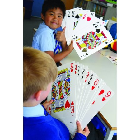 Talking Cards: Conversation Activity