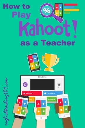 Kahoot Create - Tips and Ideas on how to play #Kahoot as a teacher! #edtech #assessmenttools #formativeassessment