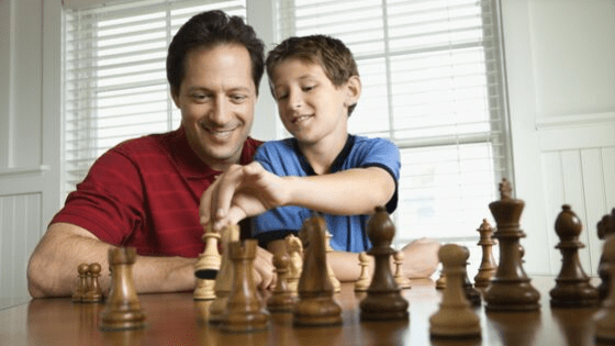 Help your children form learning strategies to develop a positive mindset