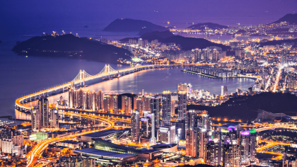 South Korea has an excellent culinary scene, vibrant nightlife, scores of shopping areas, and a modern public transportation system that makes it a breeze to travel.