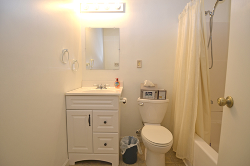 11 Main level bathroom
