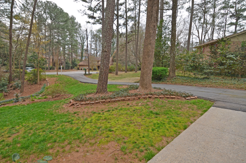 3718 Northbrook Court Atlanta GA 30340 49 Front yard