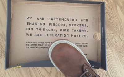 Earthmovers and Shakers