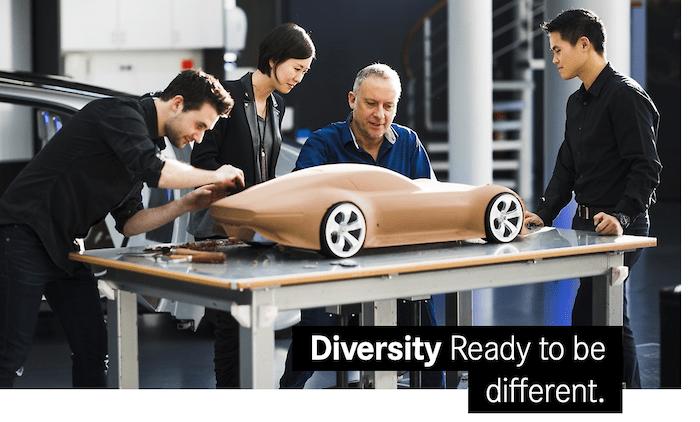 Daimler Employer Branding Diversity image