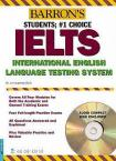 Barrons IELTS (2006 Edition) (Book and Audio CD)