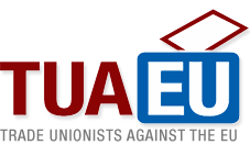 Image result for trade unionists against the eu