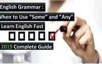 "When to use ""Some"" and ""Any""- English Grammar Lesson"