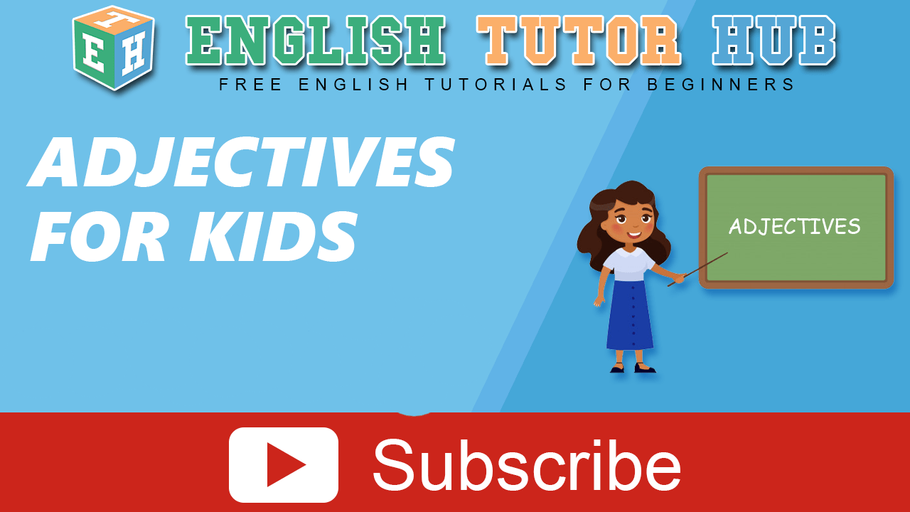 Adjectives Quiz – For Kids