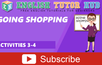 Activities for Children in English