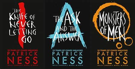 What to read next: Patrick Ness