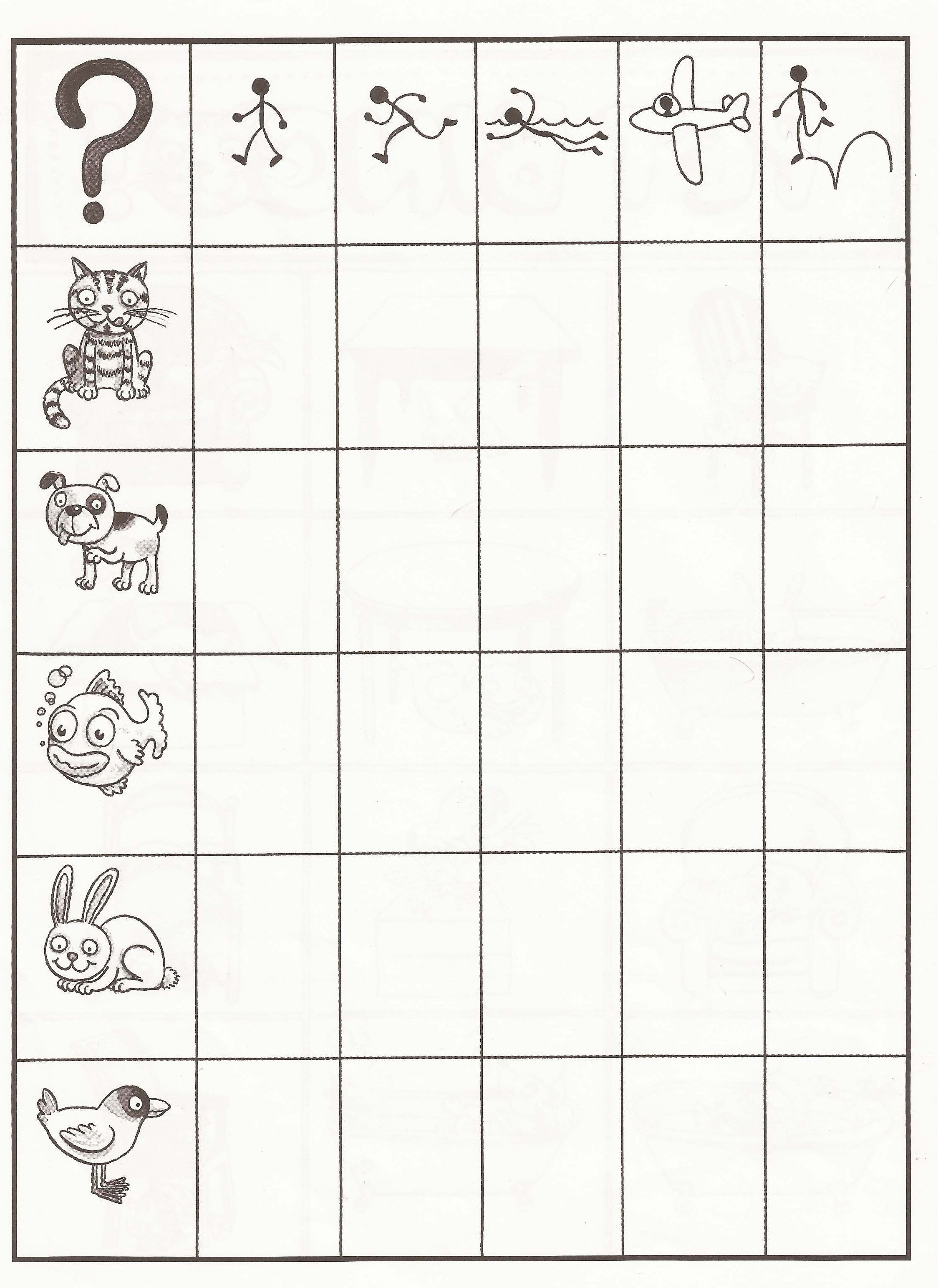 Animal Worksheet New 778 Animal Actions Worksheet