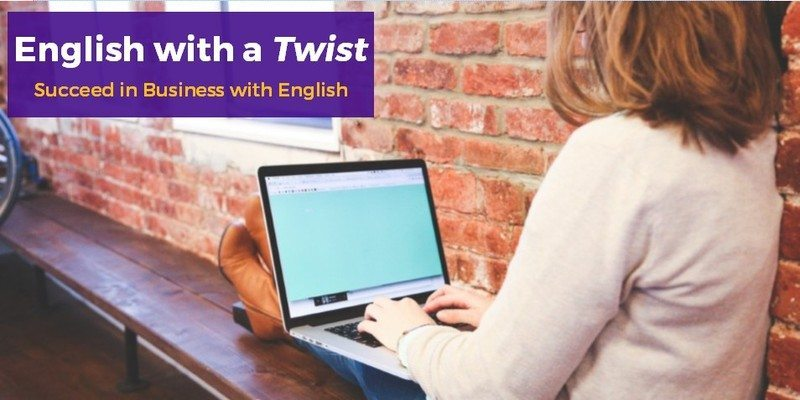 English with a Twist Has A New Look!