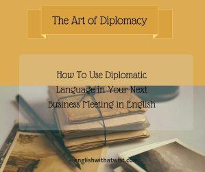 the-art-of-diplomacy