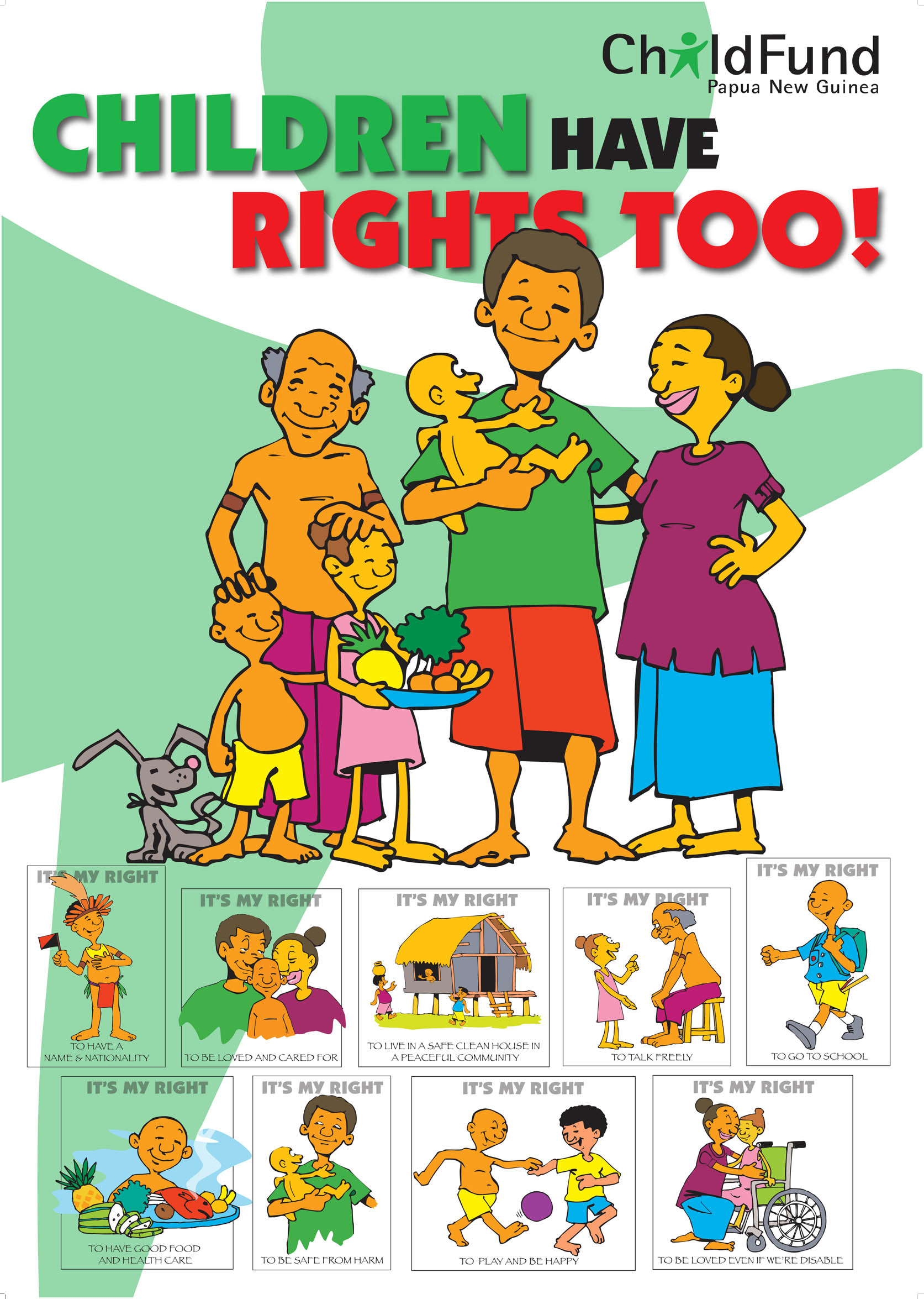 20 November World Day For Rights Of The Child
