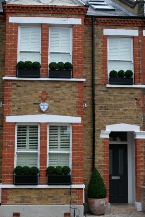 Wooden Sash Windows Battersea