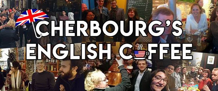 Speak English at the pub in Cherbourg